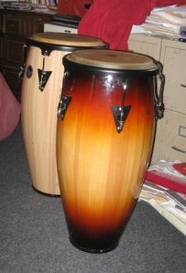 My two drums