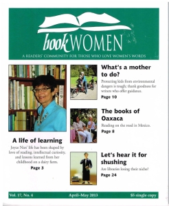 Minnesota Women's Press publishes a bimonthly newsletter that's all about books, writers, and readers.